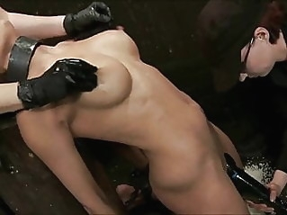 brunette bdsm bisexual at vPorn