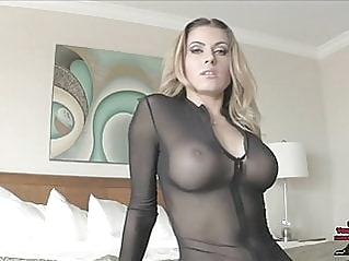 stockings femdom pov at vPorn