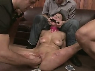 anal bdsm double penetration at vPorn