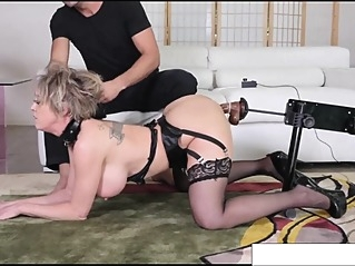 bdsm big tits blowjob at vPorn