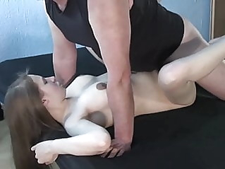 brunette creampie old & young at vPorn