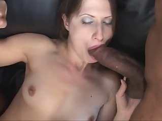anal big cock brunette at vPorn