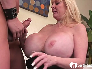 amateur big cock big tits at vPorn