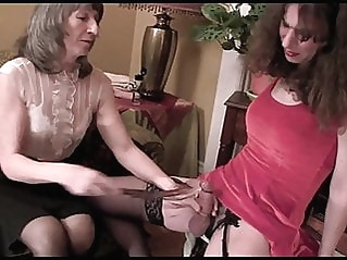 bdsm femdom old & young at vPorn