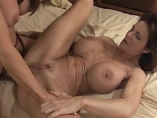 mature straight strapon at vPorn