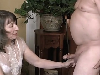 fetish granny straight at vPorn