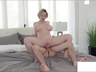big tits blowjob cowgirl at vPorn