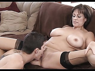 blowjob brunette mature at vPorn