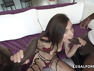 anal big cock double penetration at vPorn