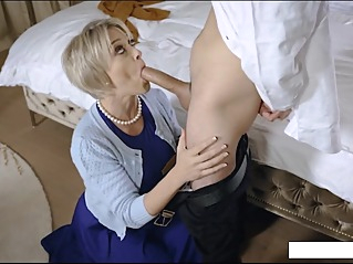big cock big tits blowjob at vPorn