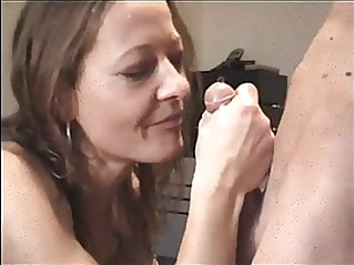 blowjob mature handjob at vPorn