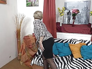 blowjob mature granny at vPorn