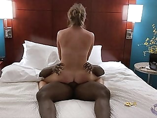 amateur babe interracial at vPorn
