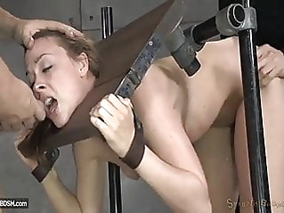 hardcore bdsm strapon at vPorn
