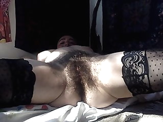 amateur hairy lingerie at vPorn