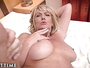 blonde blowjob mature at vPorn