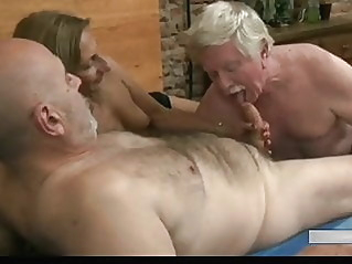 mature bisexual old & young at vPorn