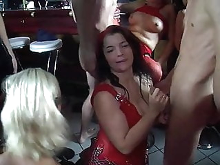 group sex milf party at vPorn