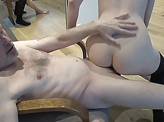 amateur femdom old & young at vPorn